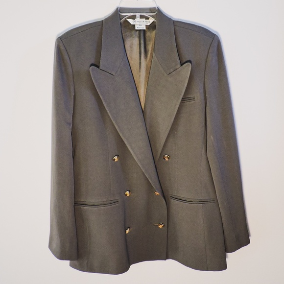 Austin Reed Jackets Coats Austin Reed Womens Suit Jacket Olive Green Poshmark